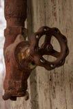 Klapa instalacja wodnokanalizacyjna Obraz Stock