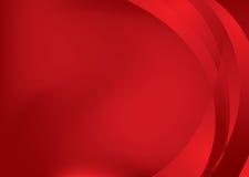 klapowana spływowa gorąca czerwień ilustracji