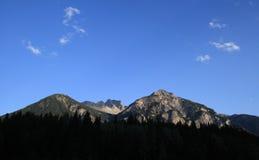 Klapperhorn Mountain Stock Image