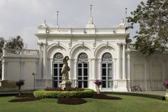 Klappijn Royal Palace Royalty-vrije Stock Afbeeldingen