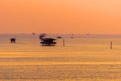 Klapta zegen thailang visserijpunt Stock Afbeeldingen