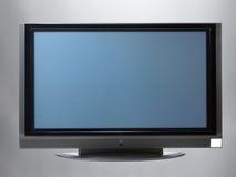 klar hög television Arkivfoton