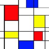 klar linje målning Arkivbild