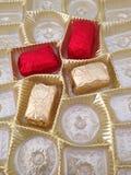 klar sell för askchoklad royaltyfri foto