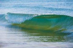 klar wave Arkivfoto