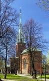 Klara Church Stockholm Arkivbilder