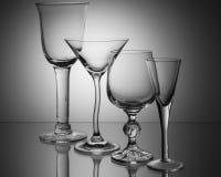 klara exponeringsglas Fotografering för Bildbyråer