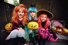 klara halloween Fotografering för Bildbyråer