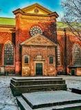 Klara kyrka Arkivfoton