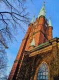 Klara kyrka Royaltyfri Foto