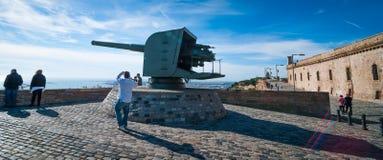 Klara slottvapenställningar fotografering för bildbyråer