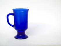 Klare blaue Schale Lizenzfreies Stockfoto