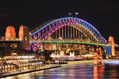 Klare Brücke 2016 Sy von Cahill Stockfotos