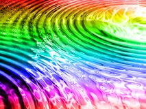 Klare Farben Stockfotografie