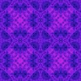 Klare purpurrote magentarote abstrakte Beschaffenheit Ausführliche Hintergrundillustration Nahtloses Fliesenmuster des Textildruc Stockfotos