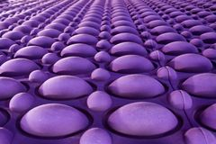 Klare violette Samttapeten-Auszugsauslegung Lizenzfreie Stockfotografie