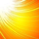 Klarer bunter Hintergrund mit gewundenem Motiv Abstrakte Spirale, Co vektor abbildung