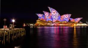 Klares Festival, Sydney stockfoto