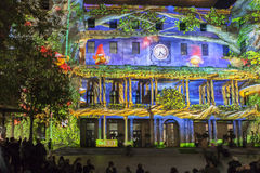 KLARES Festival Sydney Lizenzfreies Stockfoto