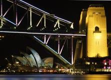 Klares Sydney Lizenzfreie Stockbilder