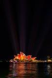 Klares Sydney 2016 Lizenzfreie Stockbilder