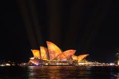Klares Sydney 2016 Stockfoto