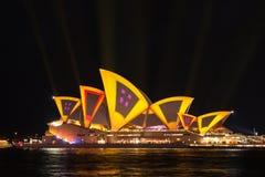 Klares Sydney 2016 Stockbild