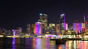 Klares Sydney 2015 stock footage