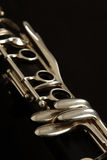 klarinett Fotografering för Bildbyråer