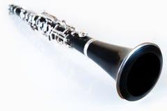 klarinett royaltyfria foton