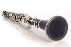 klarinett Arkivbild