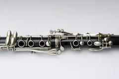 klarinett Arkivfoton