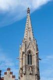 Klarisky Church Stock Images