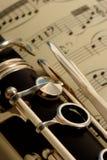 klarnet Zdjęcie Royalty Free
