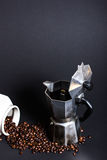klart kaffe Royaltyfri Foto