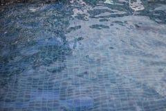 klart vatten för bakgrund Arkivfoto