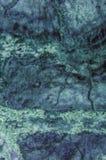 Klartecken - blå yttersida för tjock skiva för marmorgranitsten Arkivbilder