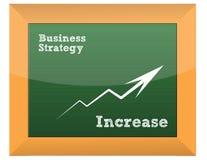 klasa business strategia Zdjęcie Royalty Free