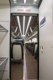 Klasa business sztachetowy furgon Zdjęcie Stock