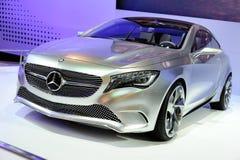 klasowy benz pojęcie Mercedes Zdjęcie Stock