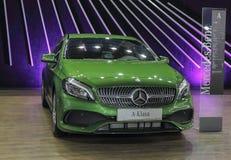 klasowy Mercedes Zdjęcie Stock