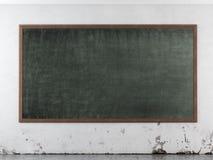 Klasowy pokój z blackboard Zdjęcia Stock