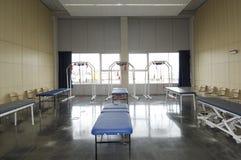 Klasowy uniwersytet z urządzeniami medycznymi Fotografia Royalty Free