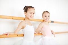 Klasse van ballet Royalty-vrije Stock Foto's