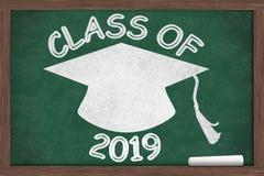 Klasse von Mitteilung 2019 Lizenzfreies Stockbild