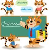 Klassenzimmerlehrer Lizenzfreie Stockfotos