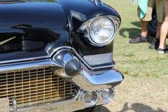 Klassiek Amerikaans autodetail Royalty-vrije Stock Foto's