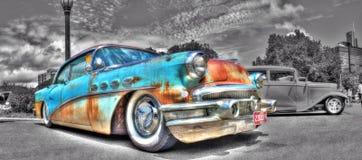 Klassiek Amerikaans Buick Royalty-vrije Stock Afbeelding