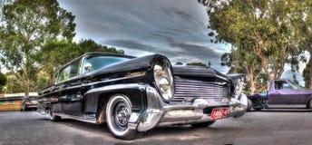 Klassiek Amerikaans Lincoln Continental Stock Fotografie