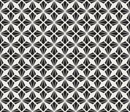 Klassiek Art Deco Seamless Pattern Geometrisch modieus ornament Vector antieke textuur stock illustratie